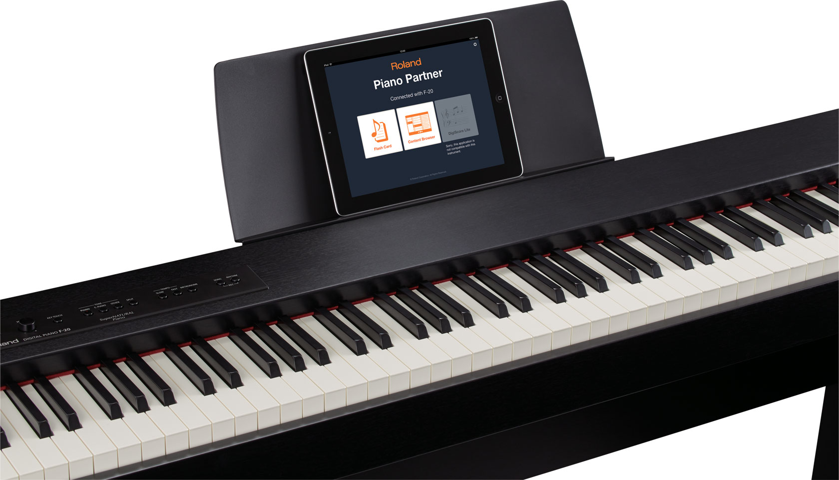 roland f20 review best price digital piano best review. Black Bedroom Furniture Sets. Home Design Ideas