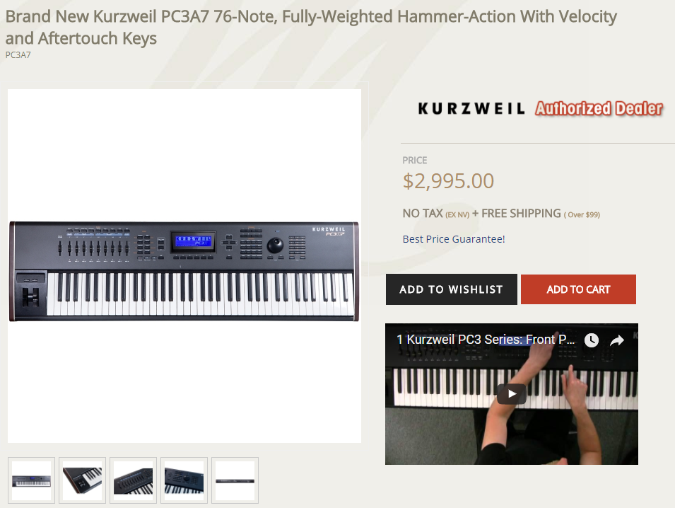 kurzweil pc3a7 review best price digital piano best review. Black Bedroom Furniture Sets. Home Design Ideas
