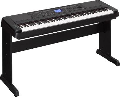 Yamaha DGX-660 Black