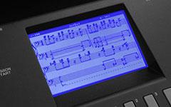 Yamaha Music Score
