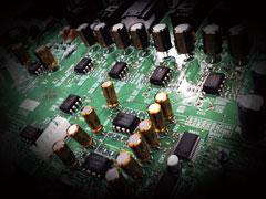 Yamaha Montage Pure Analog Circuit