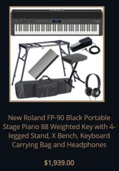 roland fp90 bundle2