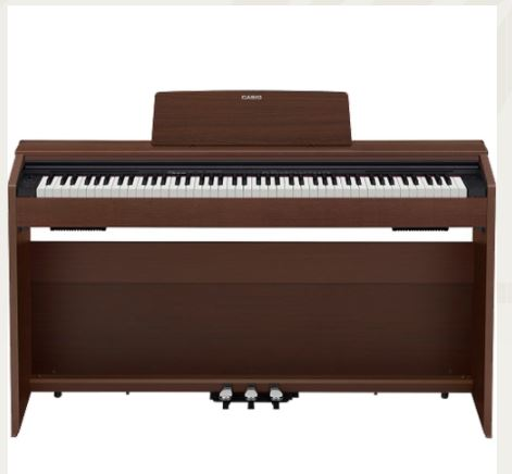 Casio PX870BN Home Digital Piano 88 key weighted