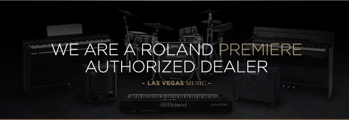 Roland premiere authorized dealer