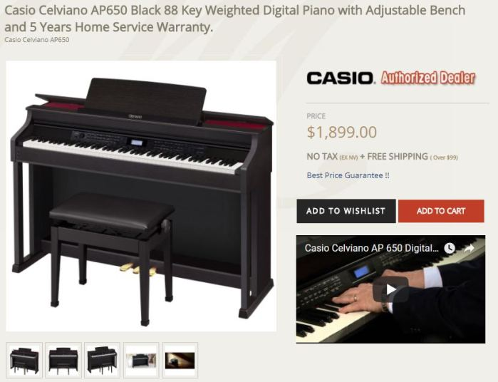 casio ap 650 review comparison best price digital piano best review. Black Bedroom Furniture Sets. Home Design Ideas