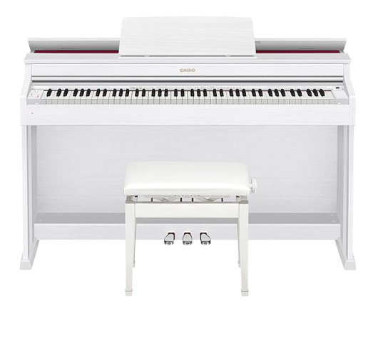 Casio AP470 white