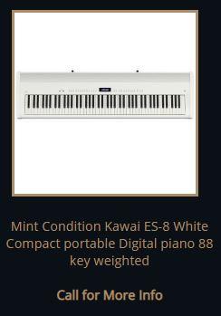 Kawai ES8 used