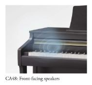 kawai CA48 speakers
