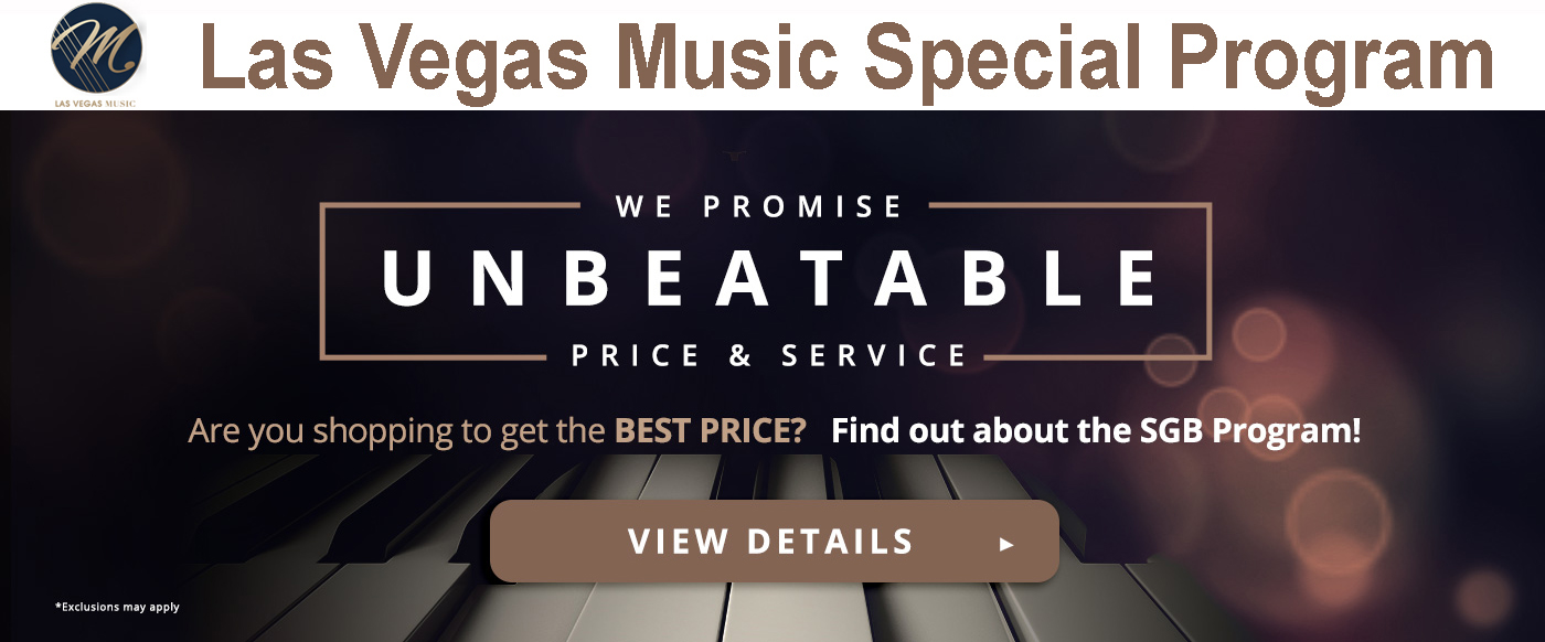 Las Vegas Music Discount