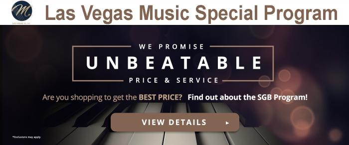Las Vegas Music Discount